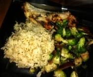 Clean Eating Dinner #1